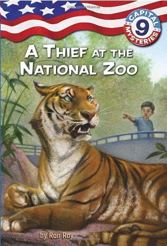 Ron Roy A Thief At The National Zoo