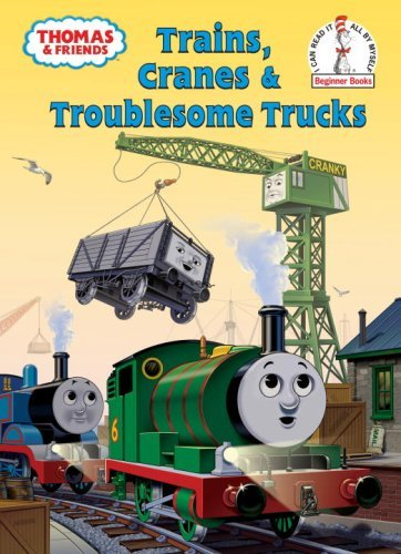 W. Awdry Trains Cranes & Troublesome Trucks A Thomas & Friends Story