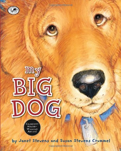 Janet Stevens My Big Dog