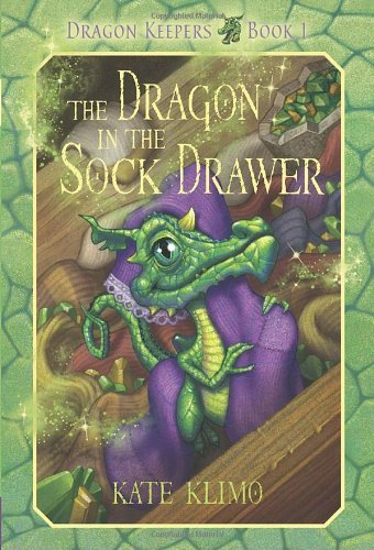 Kate Klimo Dragon Keepers #1 The Dragon In The Sock Drawer