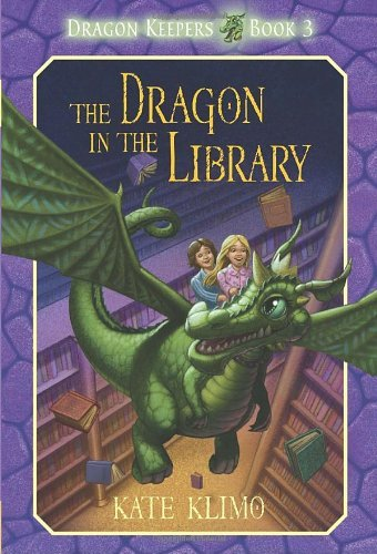 Kate Klimo The Dragon In The Library