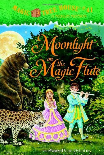 Mary Pope Osborne Moonlight On The Magic Flute