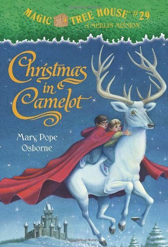 Mary Pope Osborne Christmas In Camelot