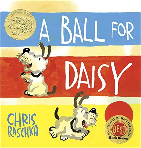 Chris Raschka A Ball For Daisy