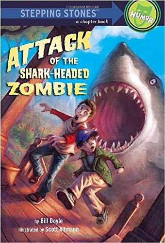 Bill Doyle Attack Of The Shark Headed Zombie