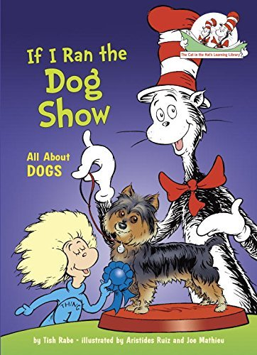 Tish Rabe If I Ran The Dog Show