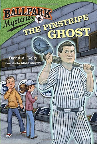David A. Kelly The Pinstripe Ghost