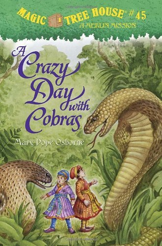 Osborne Mary Pope A Crazy Day With Cobras