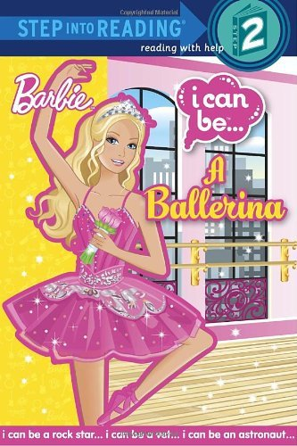 Christy Webster Barbie I Can Be... A Ballerina