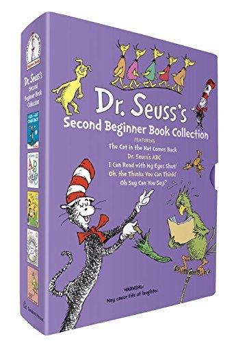Dr Seuss Dr. Seuss's Second Beginner Book Collection