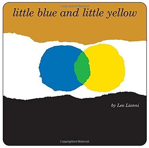 Leo Lionni Little Blue And Little Yellow