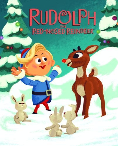 Alan Benjamin Rudolph The Red Nosed Reindeer