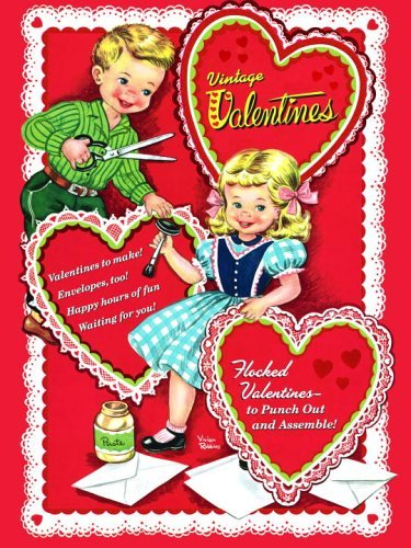 Golden Books Vintage Valentines