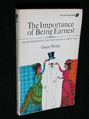 Oscar Wilde The Importance Of Being Earnest