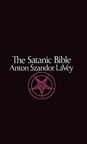Anton La Vey The Satanic Bible