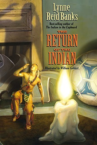 Lynne Reid Banks Return Of The Indian The