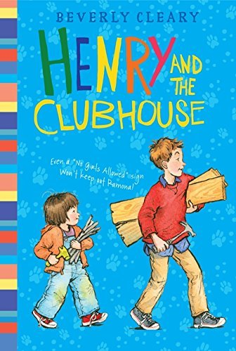 Beverly Cleary Henry And The Clubhouse