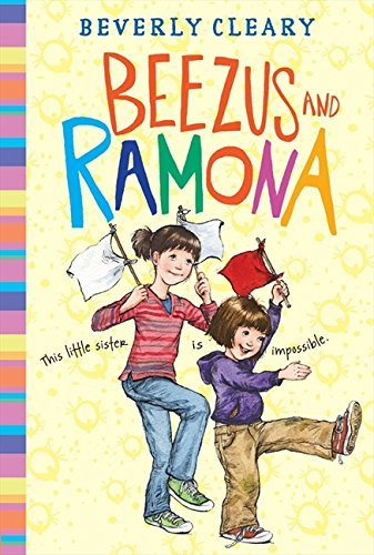 Beverly Cleary Beezus And Ramona