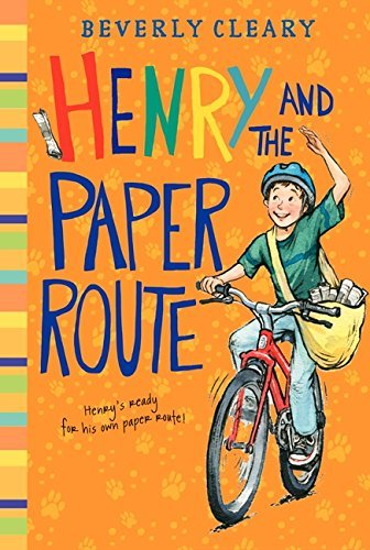 Beverly Cleary Henry And The Paper Route