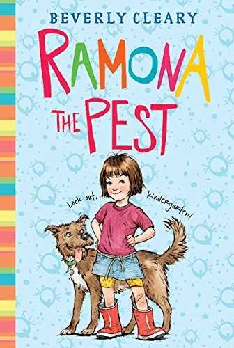 Beverly Cleary Ramona The Pest