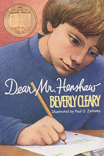 Beverly Cleary Dear Mr. Henshaw