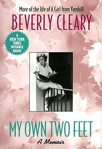 Beverly Cleary My Own Two Feet