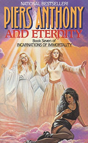 Piers Anthony And Eternity