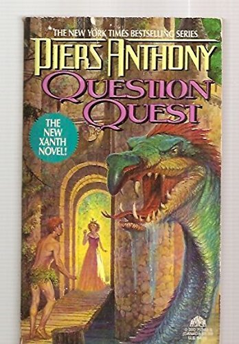 Piers Anthony Xanth 14 Question Quest