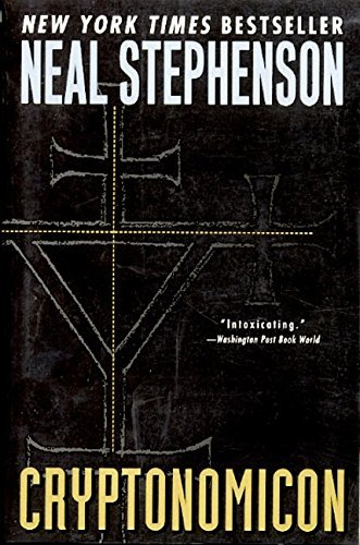 Neal Stephenson Cryptonomicon