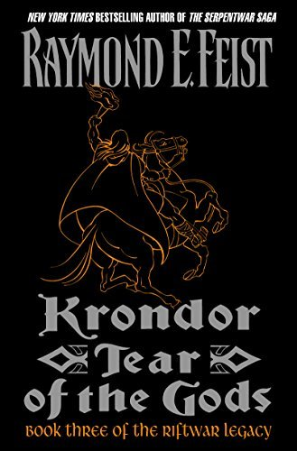 Raymond E. Feist Krondor Tear Of The Gods