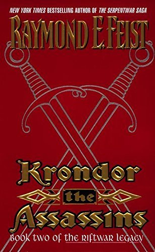 Raymond E. Feist Krondor The Assassins Book Two Of The Riftwar Legacy