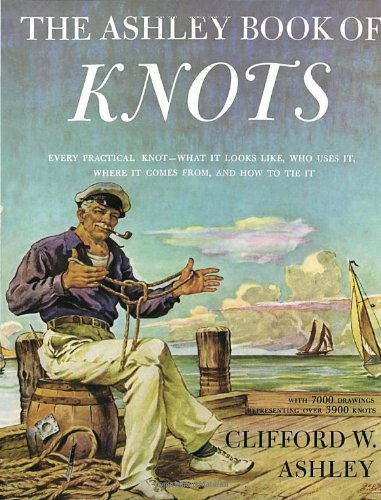 Clifford Ashley Ashley Book Of Knots Every Practical Knot What It Looks Like Who Use