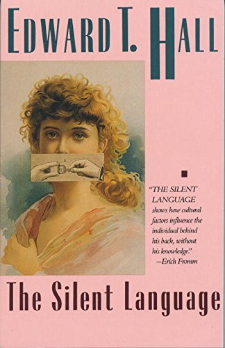 Edward T. Hall The Silent Language