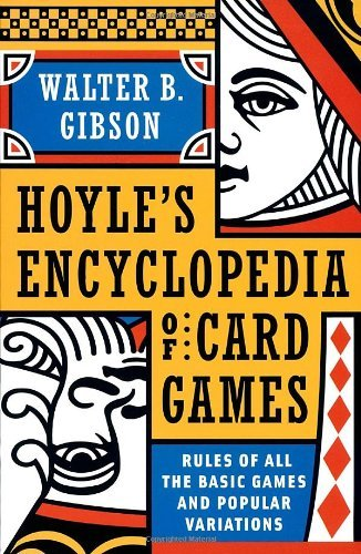 Walter B. Gibson Hoyle's Modern Encyclopedia Of Card Games Rules Of All The Basic Games And Popular Variatio