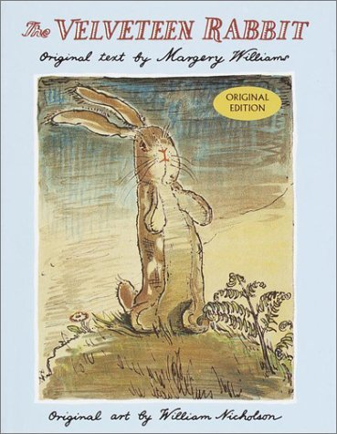 Margery Williams The Velveteen Rabbit Or How Toys Become Real