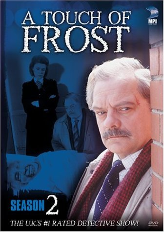 Touch Of Frost Season 2 Touch Of Frost Nr 3 DVD