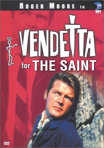 Vendetta For The Saint Moore Roger Clr Moore Roger