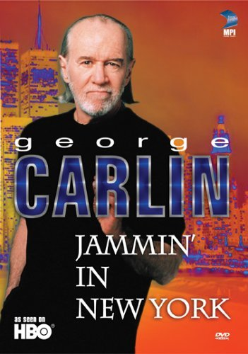 George Carlin George Carlin Jammin' In New Nr