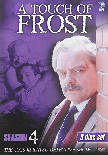 Touch Of Frost Season 4 Touch Of Frost 3 DVD