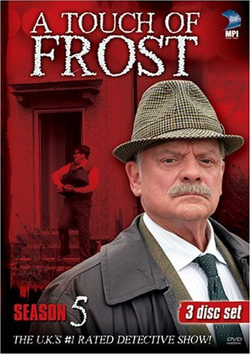 Touch Of Frost Season 5 Touch Of Frost 3 DVD