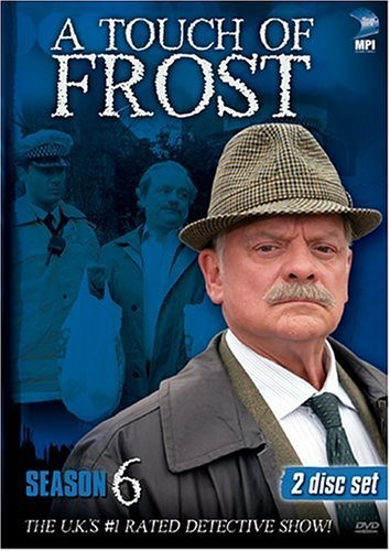 Touch Of Frost Season 6 Touch Of Frost Nr 2 DVD