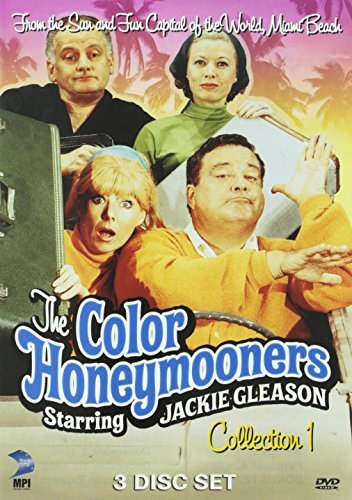 Honeymooners Color Collection 1 Nr 3 DVD