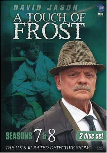 Touch Of Frost Season 7 & 8 Touch Of Frost Nr 2 DVD
