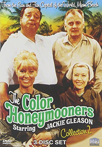 Honeymooners Color Collection 2 Nr 3 DVD