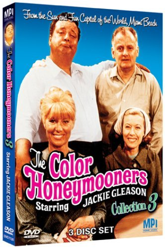 Honeymooners Color Collection 3 Nr 3 DVD