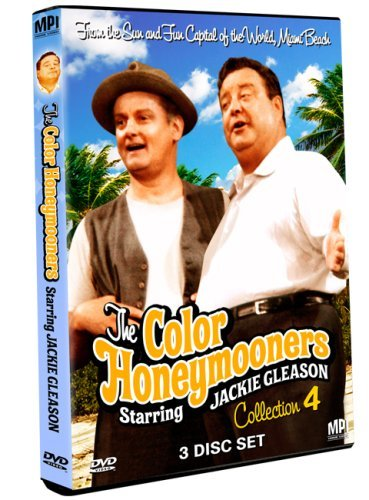 Honeymooners Color Collection 4 Nr 3 DVD
