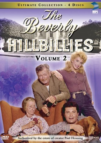 Beverly Hillbillies Beverly Hillbillies Ultimate Vol. 2 Ultimate Collection Nr 4 DVD