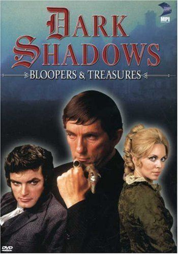 Dark Shadows Dark Shadows Bloopers & Treas Bw Nr