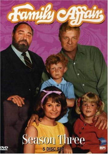 Family Affair Season 3 Clr Nr 5 DVD