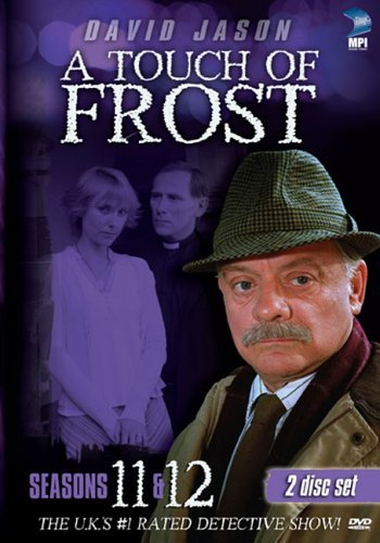 Touch Of Frost Season 11 12 Touch Of Frost Nr 2 DVD
